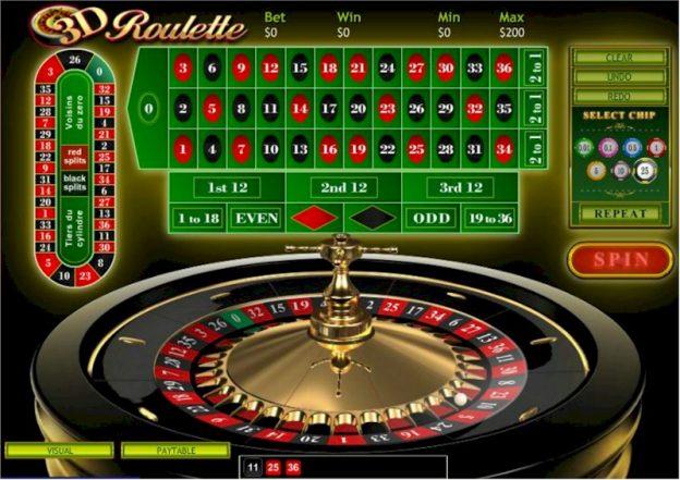 3D Roulette: Haruskah Anda Bermain 3D Roulette?