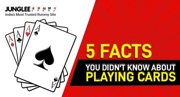 5 Fakta yang Tidak Anda Ketahui tentang Bermain Kartu -