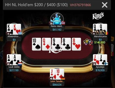 Gila Insane di GGPoker High-Stakes Cash Game