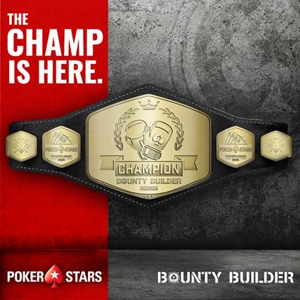 Lebih dari $ 2,6M Diberikan Selama Bounty Builder PokerStars PA & NJ