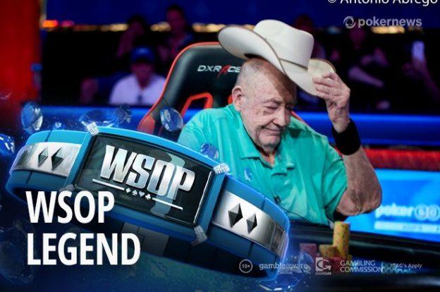 Legenda WSOP: Gelang Terakhir Doyle Brunson, 15 Tahun Kemudian