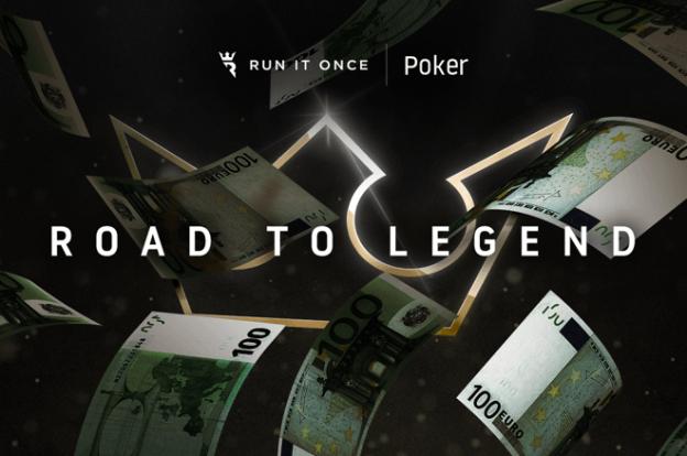 Mainkan Poker, Naik Level, dan Dapatkan Uang Tunai dengan Menjalankannya Sekali Legenda Hadiah