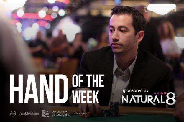 Natural8 2020 WSOP Online Hand of the Week: Jeff Platt Cracks Aces untuk Mengasumsikan Chip Lead