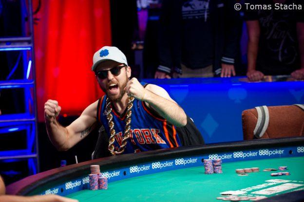 "Poker Vlogger Ryan ""joeyisamush"" Depaulo Menangkan 2020 WSOP Online 500 Besar ($ 159.563)"