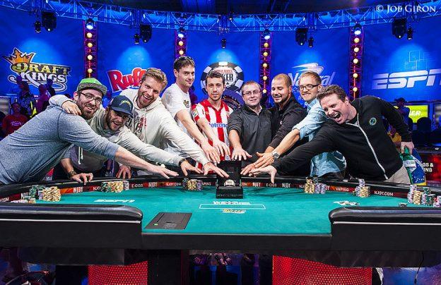 Sejarah WSOP: Menengok Kembali ke Nines November (dan Oktober)