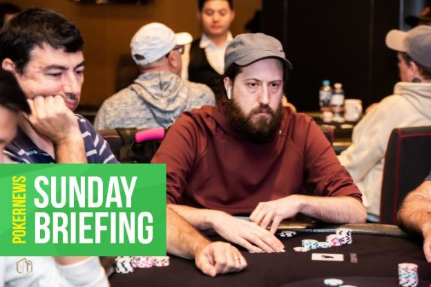 Sunday Briefing: Steve O'Dwyer Bags Two GGPoker Titles