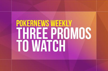 Tiga Promo Untuk Ditonton: Early Bird Rakeback, Streamer Rakeback, dan HexaPro Races