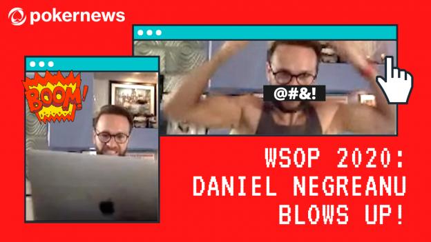 Tonton: Daniel Negreanu Meletus setelah Koneksi Glitch!
