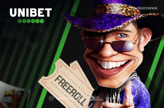 € 15.000 Poker Summer Freeroll Series Diluncurkan di Unibet Poker