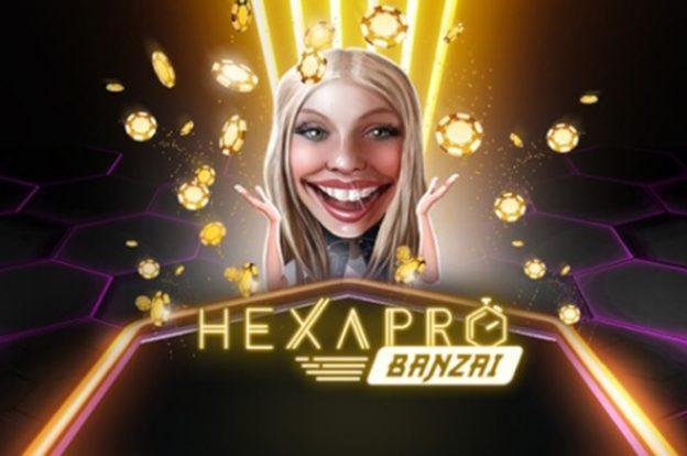 Jackpot Dijamin Di Unibet HexaPro, Banzai Games