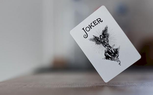 Kartu Joker.