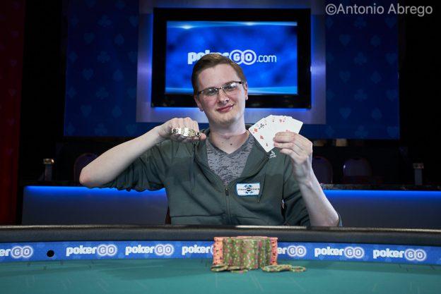 """Kevin """"therealkg"""" Gerhart Menangkan Gelang Karier Kedua di WSOP Online Event # 20"""