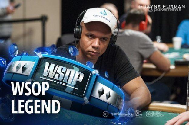 Legenda WSOP: Pemenang Gelang 10 Kali Phil Ivey