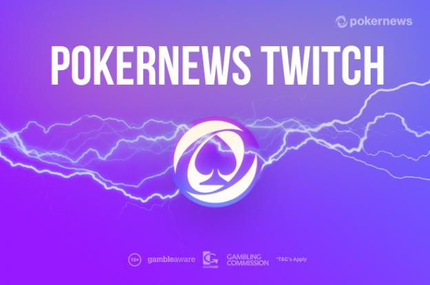Lihat PokerNews Twitch Baru & Menangkan Tiket COLOSSUS $ 400 Gratis!