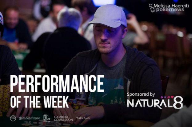 "Natural8 2020 WSOP Performa Online Minggu Ini: Julian ""julian"" Parmann Dapatkan Hat-Trick of Deep Runs"