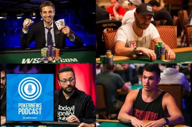 PokerNews Podcast: Tony Dunst & Roberto Romanello Diskusikan Gelang Menang;  Negreanu vs. Polk