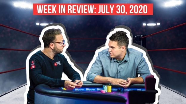 PokerNews Week in Ulasan: Negreanu & Polk Feud & More |  Video