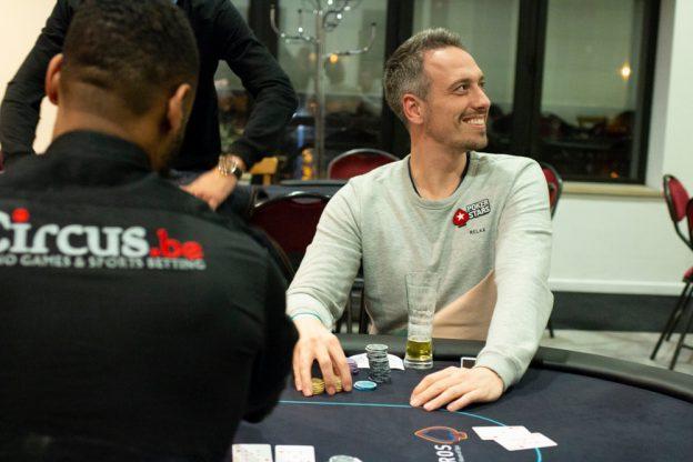 Putaran Seri Stadion PokerStars: Tas Lex Veldhuis Skor $ 96K