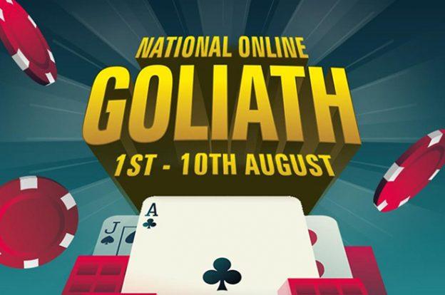The Massive Goliath Tournament Heads Online