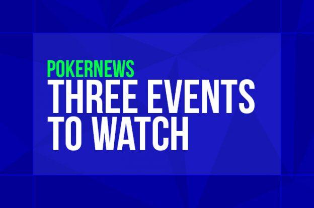 Tiga Acara untuk Ditonton: Grand Final Stadium Series, WPT 8-Max, Penjualan Minggu