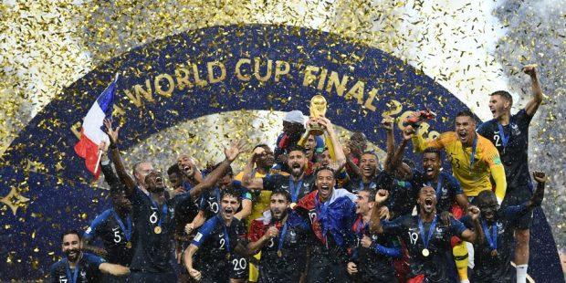 France World Champions 2018