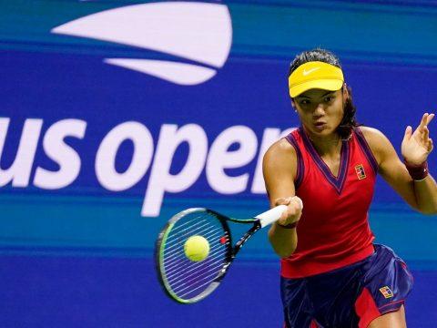 US Open women's final odds Raducanu Fernandez