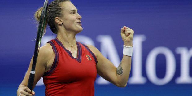 US Open women's semifinals odds