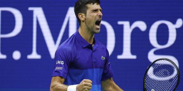 Djokovic Medvedev odds US Open